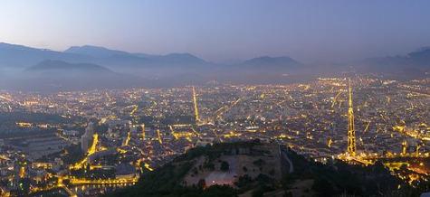 Grenoble lumineuse